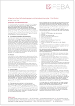 FEBA GmbH – Feuerbestattungen in Niederösterreich – im Dienste des Menschen – AGB
