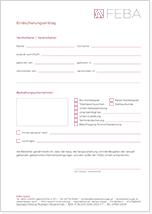FEBA GmbH – Feuerbestattungen in Niederösterreich – im Dienste des Menschen – Antrag auf Feuerbestattung