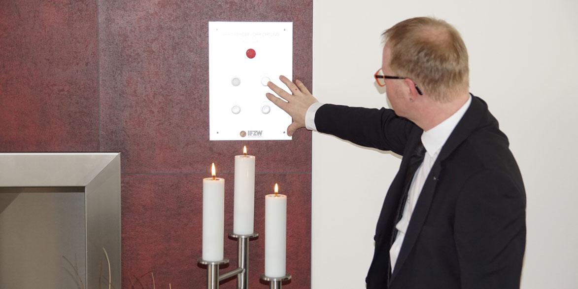 FEBA GmbH – Feuerbestattungen in Niederösterreich – Führung